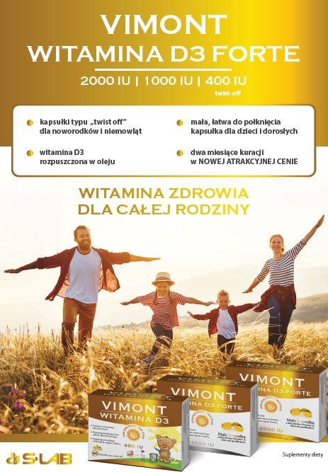 VIMONT WITAMINA D3