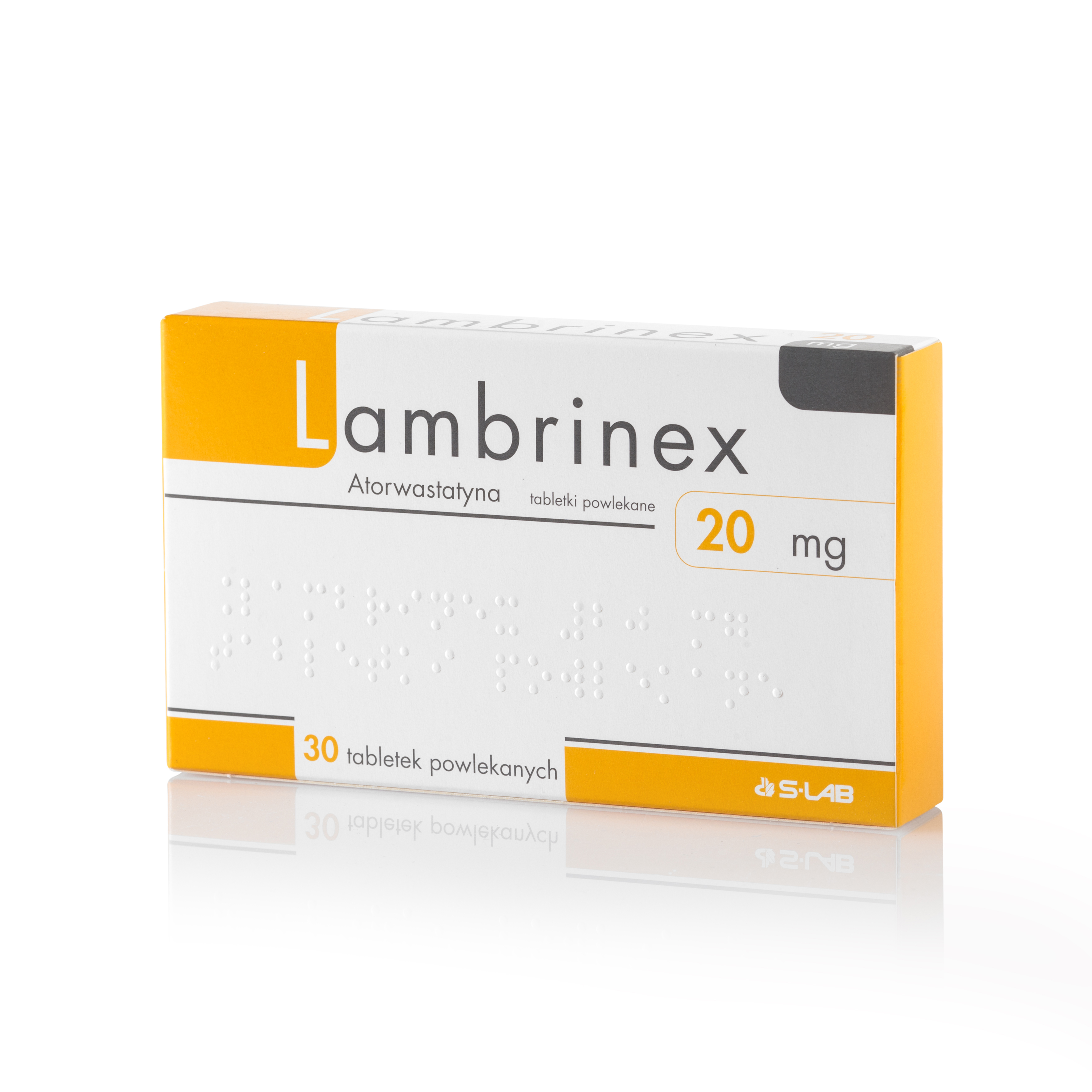 Lambrinex 20 mg