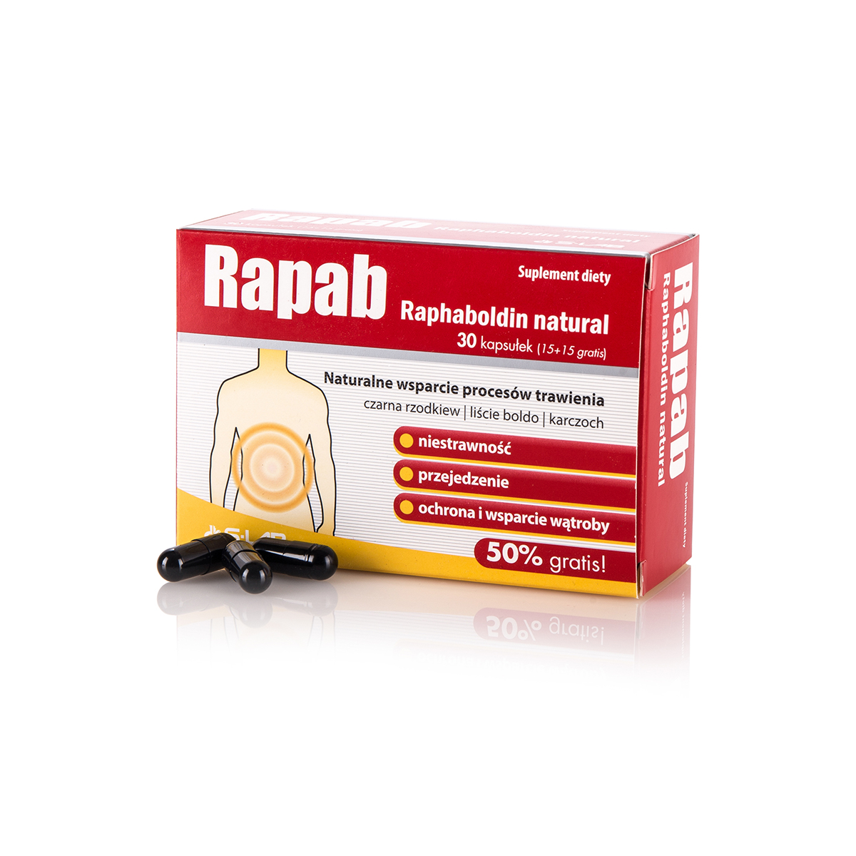 Rapab - Raphaboldin natural